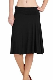 Karen Michelle Foldover Skirt - Product Mini Image