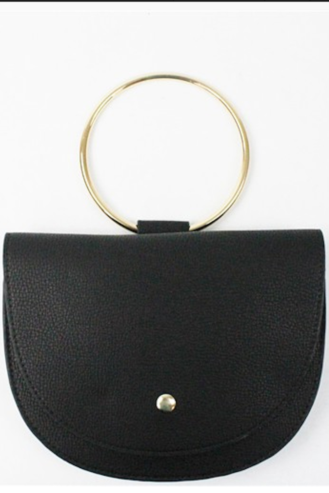 Bag Boutique Folds Crossbody - Front Cropped Image