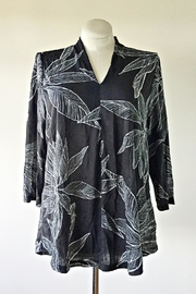 Alembika Foliage Print Top - Product Mini Image