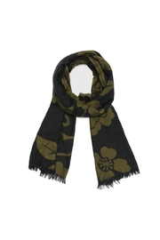 La Fee Maraboutee Foliage Printed Scarf - Product Mini Image