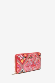 DESIGUAL Folklore Cards Wallet Fiona - Front full body