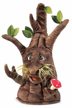 Shoptiques Product: Enchanted Tree Puppet Toy
