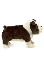 Folkmanis English-Bulldog-Puppy Hand Puppet - Side cropped