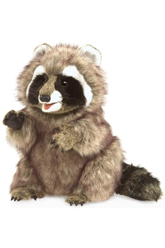 Folkmanis Raccoon Hand Puppet - Product List Image