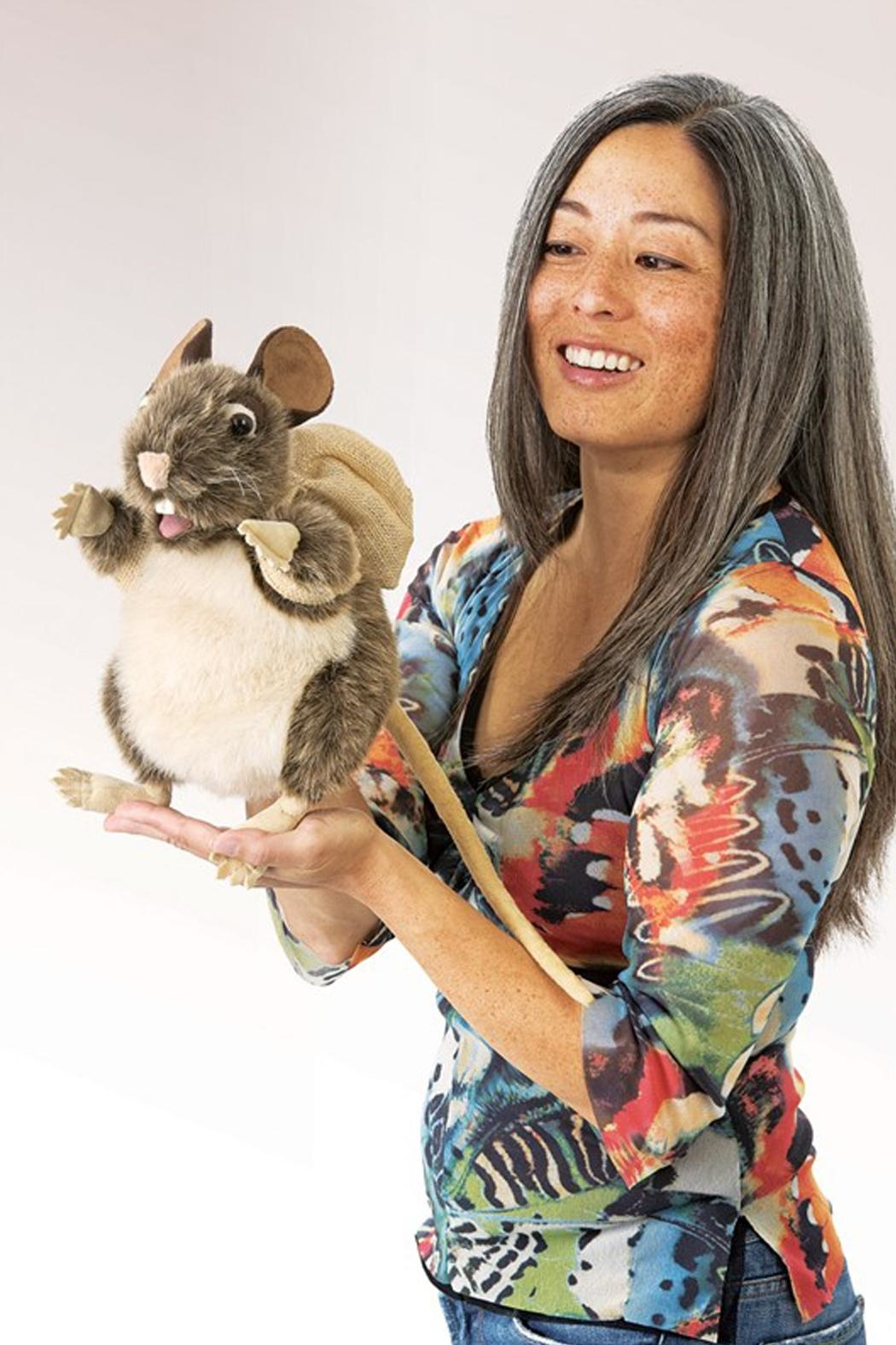 Folkmanis Rat-Pack Hand Puppet - Side Cropped Image