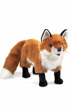 Folkmanis Red Fox Puppet - Alternate List Image
