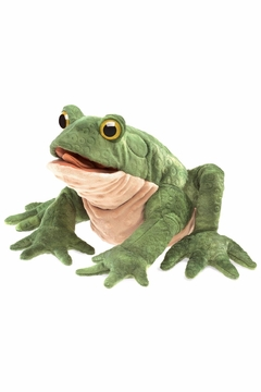 Shoptiques Product: Toad Puppet Toy