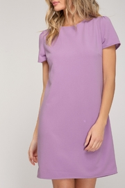 She and Sky Follow My Lead Dress - Front cropped