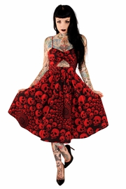 Folter Deadly Spirals Dress - Product Mini Image