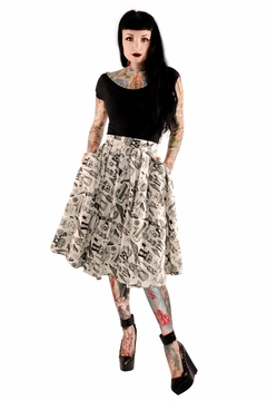 Folter Halloween Skirt - Product List Image