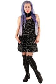 Folter R.I.P. Skater Dress - Product Mini Image