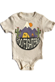Rowdy Sprout Foo Fighters Onesie - Product Mini Image