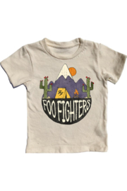 Rowdy Sprout  Foo Fighters Simple Tee - Product Mini Image