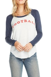 Chaser Football Graphic Long-Sleeve - Product Mini Image