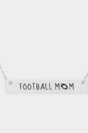 Lyn-Maree's  Football Mom - Front cropped