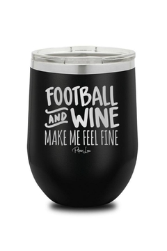 Shoptiques Product: Football Wine Cup