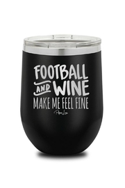 Piper Lou Football Wine Cup - Product Mini Image
