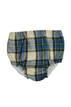 Foque Bassenhound Irish Plaid Outfit - Alternate List Image