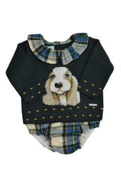 Foque Bassenhound Irish Plaid Outfit - Product List Image