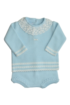 Foque Fluffy Knit Outfit - Product List Image