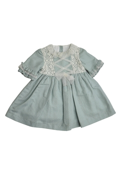 Foque Green Lace Dress - Product List Image