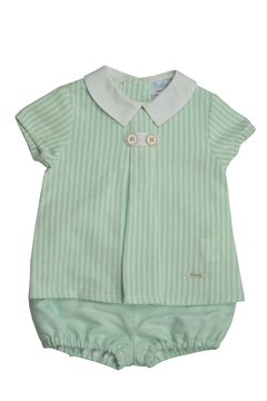 Foque Green Stripe Set - Product List Image