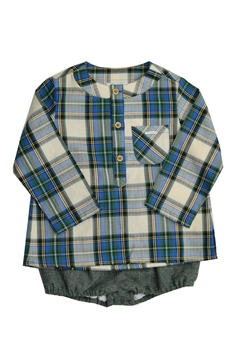 Foque Irish Plaid Outfit - Product List Image