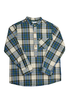 Foque Irish Plaid Shirt - Alternate List Image