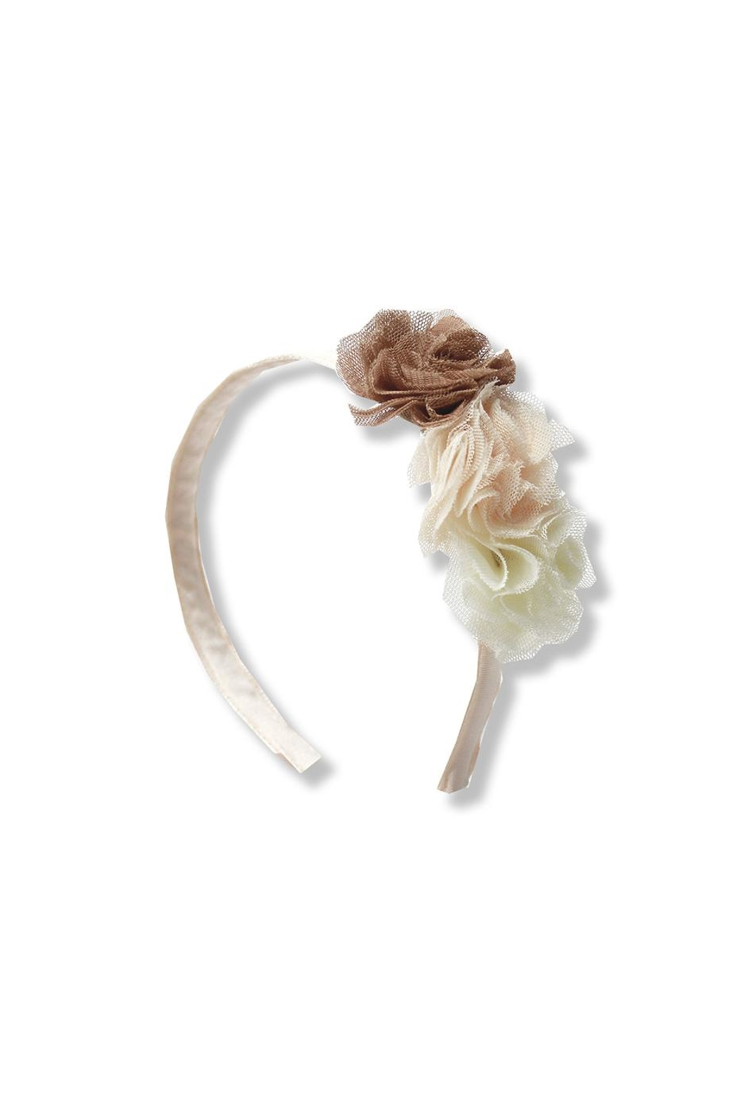 Foque Merengue Headband - Front Cropped Image