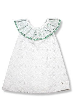 Shoptiques Product: Peppermint White Dress