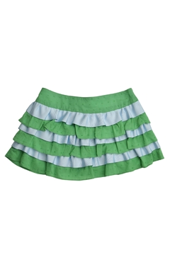 Foque Ruffled Skirt Set - Alternate List Image