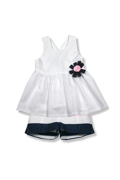 Foque Strawberry Short Outfit - Product List Image