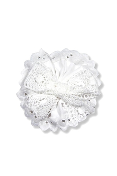Foque White Peppermint Hairpiece - Product List Image