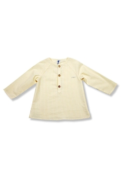 Foque Yellow & White Shirt - Product List Image