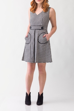 Shoptiques Product: For-Keeps Gingham Dress