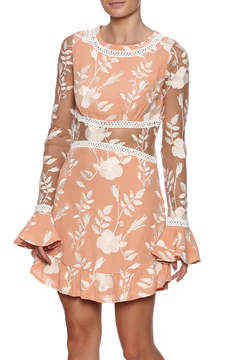 FOR LOVE & LEMONS Coral Dress - Product List Image