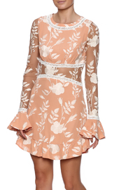 FOR LOVE & LEMONS Coral Dress - Product Mini Image