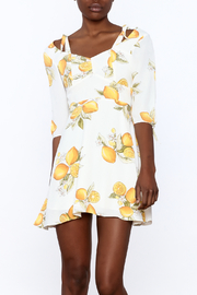 FOR LOVE & LEMONS Limonada Mini Dress - Product Mini Image