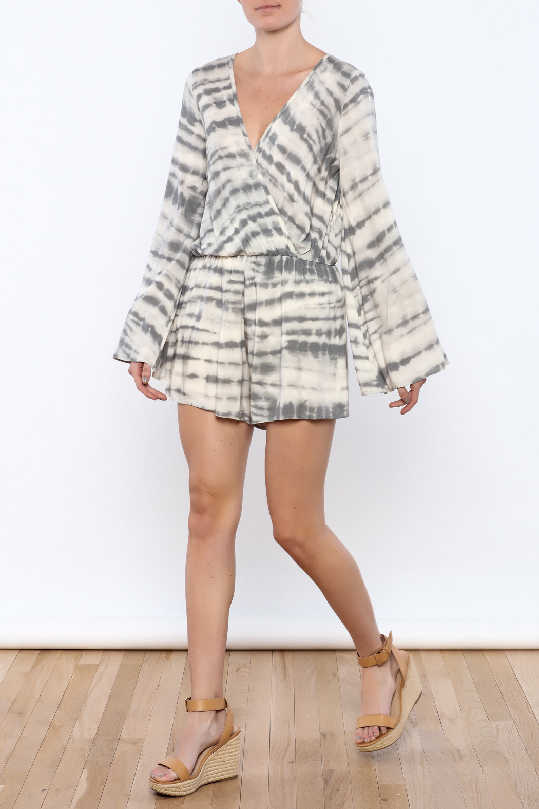 For Sienna Gelly Romper - Front Full Image