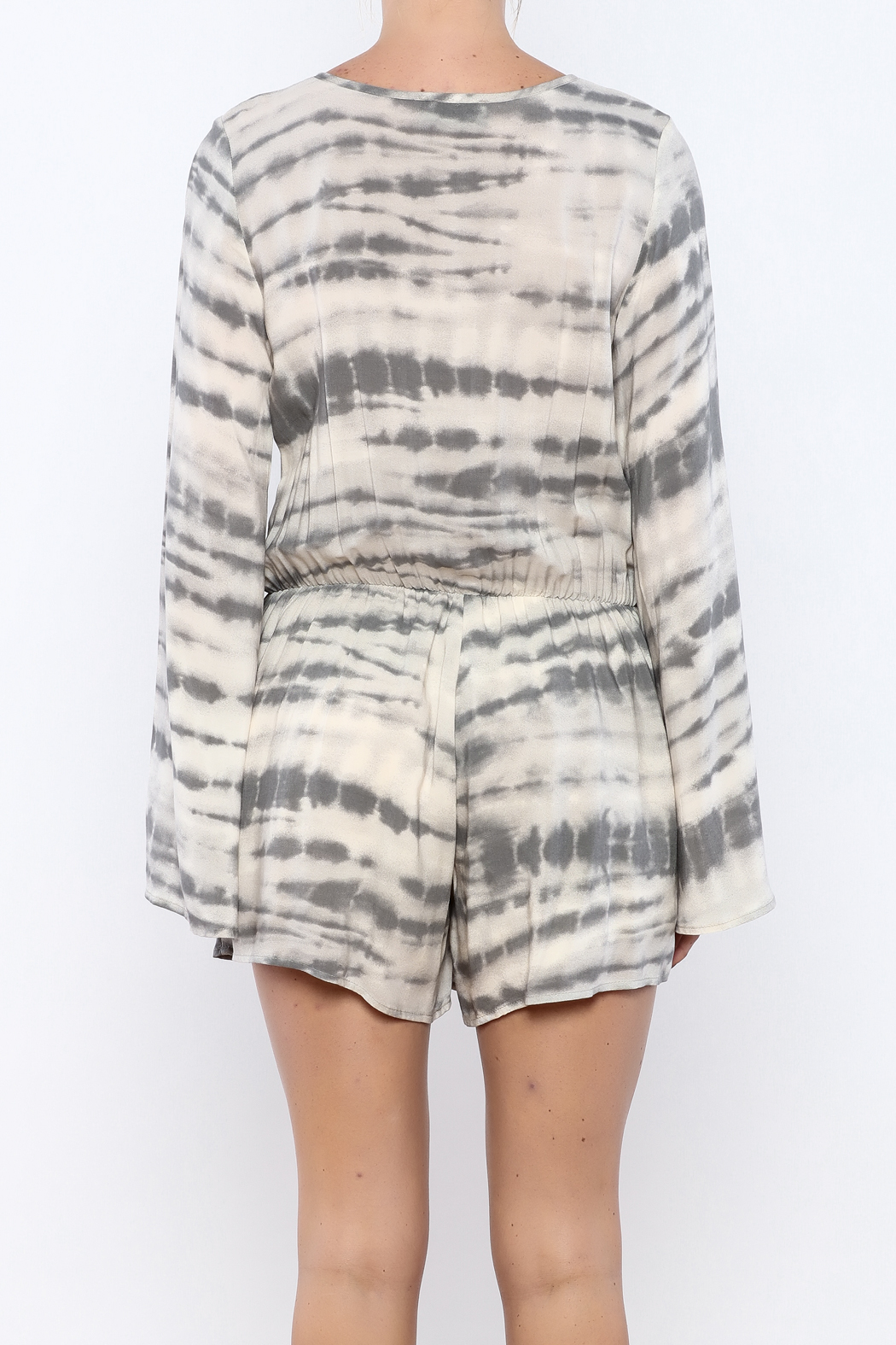 For Sienna Gelly Romper - Back Cropped Image