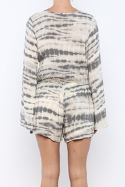 For Sienna Gelly Romper - Back cropped
