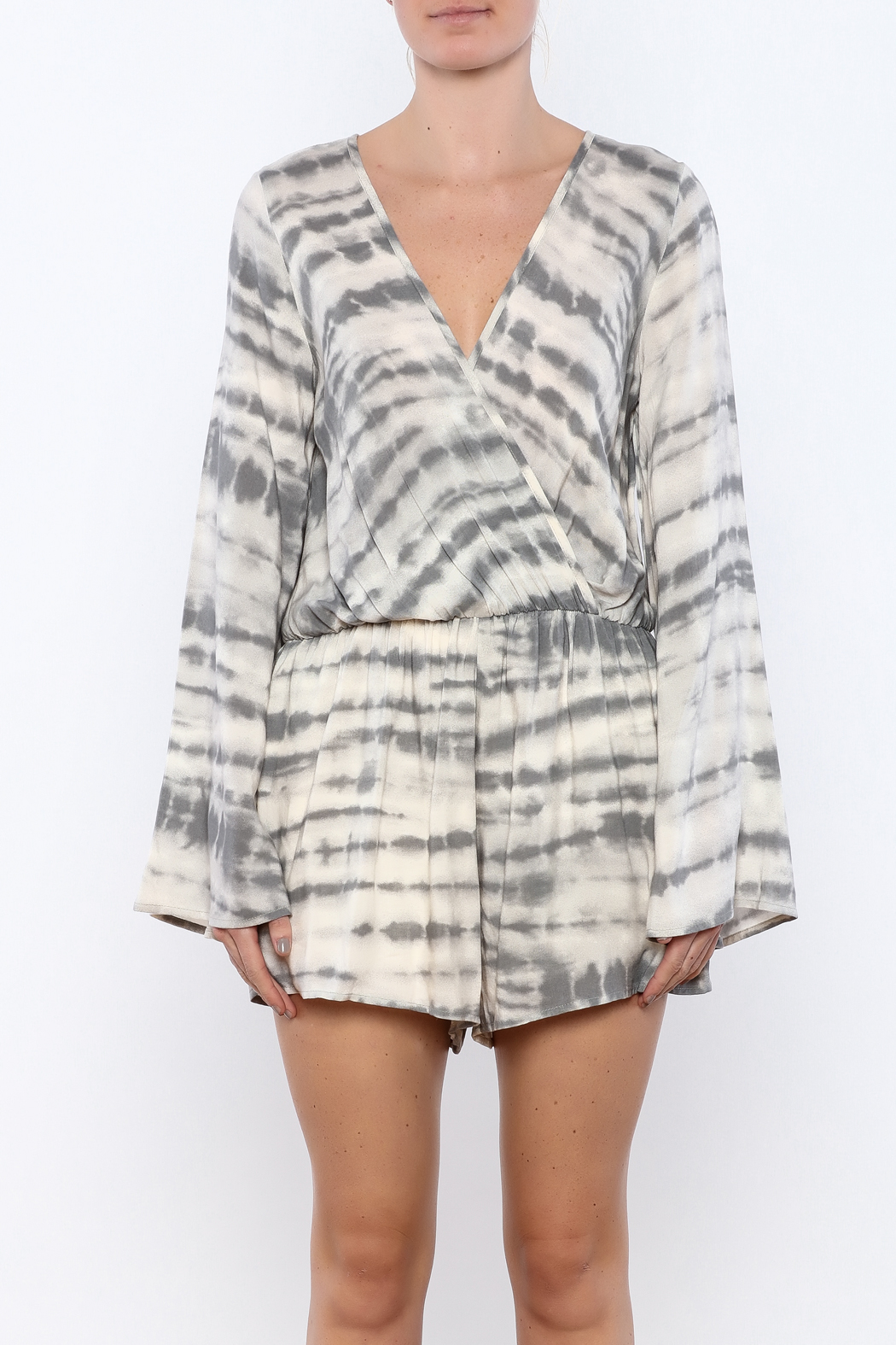For Sienna Gelly Romper - Side Cropped Image