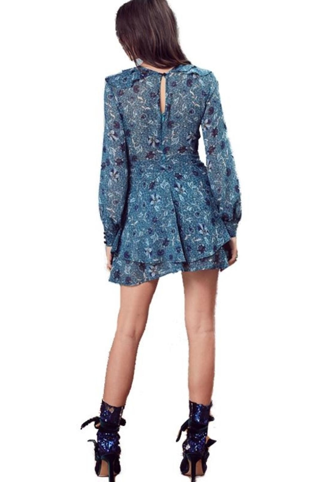 FOR LOVE & LEMONS Agnes Mini Dress - Front Full Image