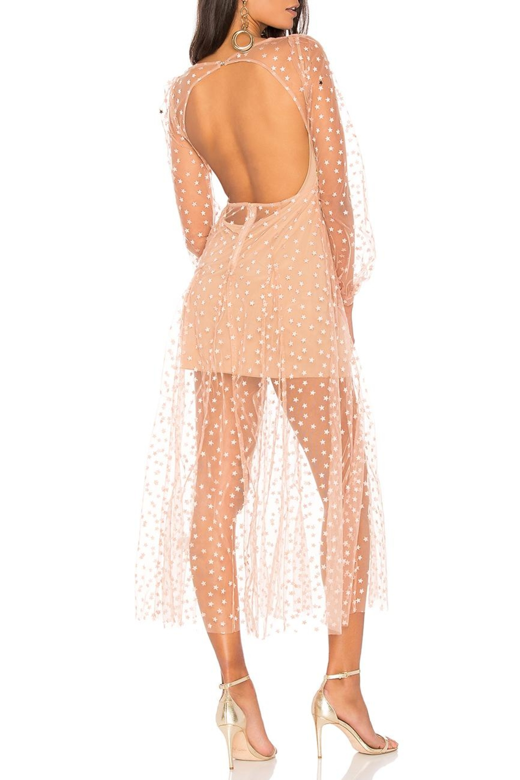 FOR LOVE & LEMONS All That Glitters - Side Cropped Image