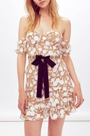 FOR LOVE & LEMONS Amelia Strapless Dress - Product Mini Image
