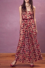 FOR LOVE & LEMONS Beatrice Maxi Dress - Front cropped