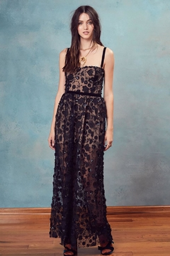 FOR LOVE & LEMONS Beatrice Maxi Dress - Product List Image