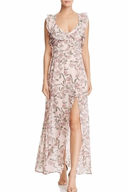 FOR LOVE & LEMONS Bee Balm Maxi Dress - Product Mini Image