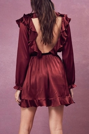 FOR LOVE & LEMONS Bette Mini Dress - Front full body
