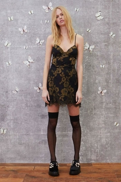FOR LOVE & LEMONS Bumble Bustier Dress - Product List Image